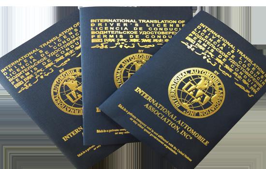 Đổi bằng lái quốc tế